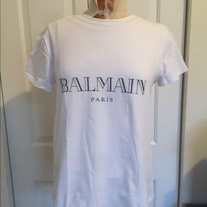 Women's designer novelty tee shirt-NWT
